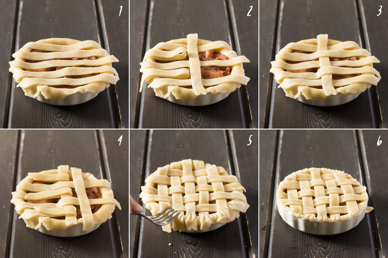 jak zrobić kratkę z kruchego ciasta
